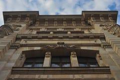 Il museo nazionale di storia rumena Fotografia Stock