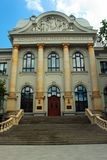 Il museo nazionale lettone di arte a Riga, Lettonia Fotografie Stock Libere da Diritti