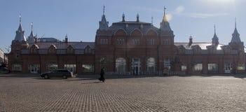 Il museo nell'abbazia di sergei di Sam, Federazione Russa Fotografia Stock