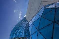 Il museo St Petersburg, Florida, Stati Uniti di Salvador Dalà Fotografia Stock