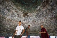 Il Myanmar - la campana del mingun Fotografie Stock