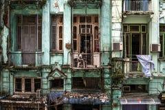 Il Myanmar, Rangoon Immagini Stock