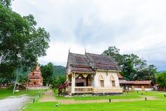 Il Na Phueng di Wat Pho chai il tempio a questo tempio è elaborato fotografia stock