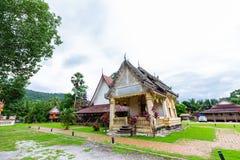 Il Na Phueng di Wat Pho chai il tempio a questo tempio è elaborato fotografie stock