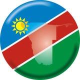 Il Namibia Immagini Stock