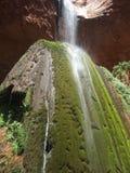 Il nastro cade in Grand Canyon fotografie stock libere da diritti