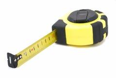 Il nastro di misurazione fotografie stock libere da diritti