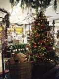 Il Natale è quasi qui Immagini Stock