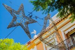 Il Natale cronometra nei tropici Fotografia Stock