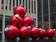 Il Natale cronometra in New York Immagine Stock Libera da Diritti