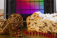 Il Natale di Dresda agglutina e reticolo immagini stock