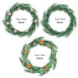 Il Natale dolce avvolge il fondo royalty illustrazione gratis