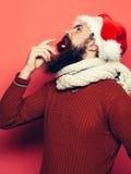Il Natale equipaggia con la palla decorativa Immagine Stock Libera da Diritti