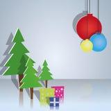 Il Natale incarta 2014 Immagine Stock