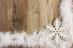 Il Natale orna il bianco Immagini Stock