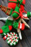 Il Natale orna, natale, noel, vacanza invernale Fotografia Stock