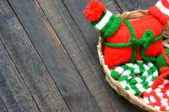 Il Natale orna, natale, noel, vacanza invernale Fotografia Stock Libera da Diritti
