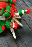 Il Natale orna, natale, noel, vacanza invernale Immagine Stock