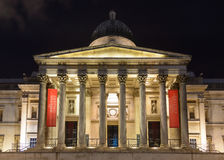 Il National Gallery a Londra Immagine Stock Libera da Diritti