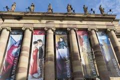 Il National Opera du Rhin, Strasburgo, Francia Immagine Stock