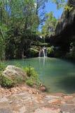 Il naturelle piscine, Fotografie Stock
