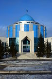 Il NAZARBAYEV-CENTER a Astana fotografia stock