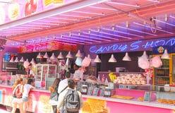 Il negozio di Candy Immagine Stock