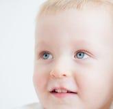Sguardo sveglio del bambino Immagine Stock Libera da Diritti