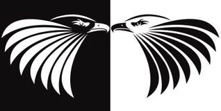 Il nero & bianco Immagini Stock Libere da Diritti