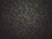 Il nero astratto punteggia il fondo illustrazione vettoriale