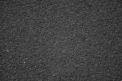 il nero dell'asfalto fotografie stock