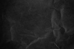 Il nero di carta fotografia stock libera da diritti