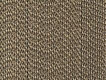 Il nero e Tan Textured Background fotografie stock