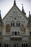 Il Neuschwanstein Immagine Stock Libera da Diritti