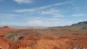 Il Nevada all'aperto Immagine Stock