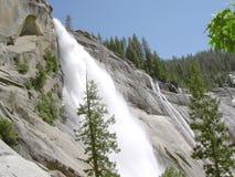 Il Nevada cade in Yosemite 3 Immagine Stock Libera da Diritti