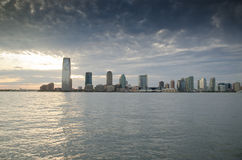 Il New Jersey Fotografia Stock Libera da Diritti