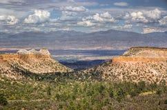 Il New Mexico del Nord Fotografia Stock Libera da Diritti