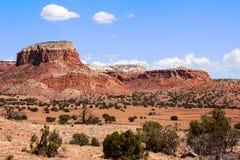 Il New Mexico variopinto Fotografie Stock Libere da Diritti