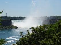 Il Niagara Falls Fotografia Stock Libera da Diritti