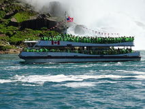 Il Niagara Falls Fotografie Stock