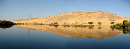 Il Nilo Immagini Stock Libere da Diritti