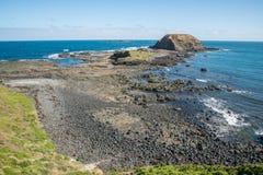 Il Nobbies di Phillip Island, Australia Fotografie Stock