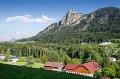 Il Nockstein a Salisburgo, Austria, Europa Fotografie Stock