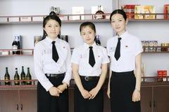 Il Nord Corea 2011 Fotografia Stock