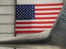 Il nostro sforzo americano della navetta spaziale Fotografia Stock