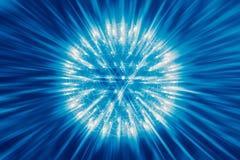 Il nucleo di Atom Nuclear esplode la bomba atomica royalty illustrazione gratis