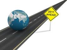 Il nuovo anno sta venendo Immagini Stock Libere da Diritti
