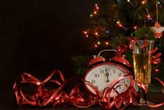 Il nuovo anno sta venendo Immagine Stock
