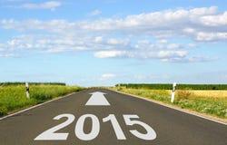 Il nuovo anno sta venendo Fotografie Stock Libere da Diritti